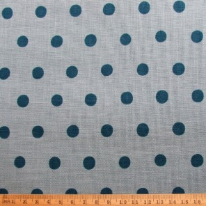 Gorgeously quirky colour combinations on rich cotton fabric