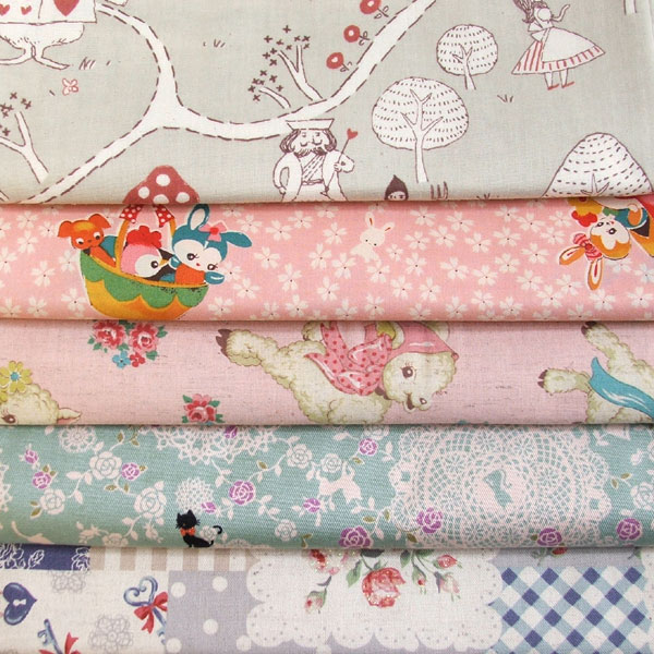 Fabric for Girl's